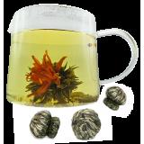 Herbata Rozkwitająca - Osmanthus Lilia - 3szt.