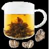Herbata Rozkwitająca - Golden Yuanbao - 3szt.