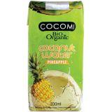 Woda kokosowa o smaku ananasa 330ml - Cocomi