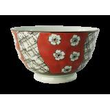 Czarka Chawan do herbaty matcha czerwona- 300ml