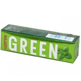 Guma do żucia Green o smaku mięty, Lotte - 40,5g