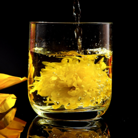 Herbata Rozkwitająca - Żółta Chryzantema - 1szt./op