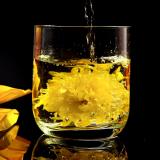 Herbata Rozkwitająca - Żółta Chryzantema - 10szt.