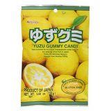 Japońskie żelki o smaku yuzu - torebka 102g
