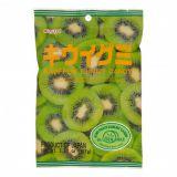 Japońskie żelki o smaku kiwi - torebka 107g