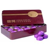 Pu Erh Mini Jasmine Ripe w pudełku - 15szt.