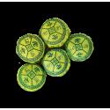 Pu Erh Chrysanthemum Mini Tuo Cha - 5szt.
