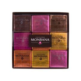 Monbana - Zestaw 18 czekoladek