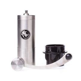 Rhinowares Hand Coffee Grinder - Młynek ręczny z adapterem do AeroPress
