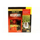 Zestaw do Yerba Mate - Matero + Bombilla + Rosamonte 1000g