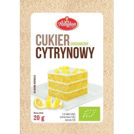 Cukier cytrynowy 20 g - AMYLON