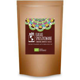 Kakao sproszkowane o obiżonej zawartości tłuszczu 200 g - Bio Ameryka