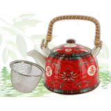 Czajniczek z zaparzaczem - motyw orientalny - 800ml