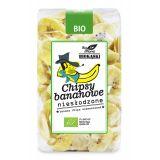 Chipsy bananowe niesłodzone 150g