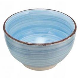 Czarka do herbaty matcha niebieska - 500ml