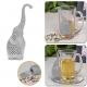 Zaparzacz do herbaty - słonik pomarańczowy
