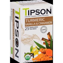 Turmeric Vanilla Cinnamon 25 saszetek