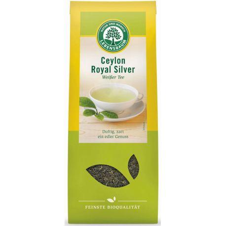 Herbata biała Ceylon Royal Silver 40g - Lebensbaum