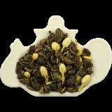 Zielona herbata cejlońska z pąkami i płatkami jaśminu