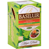Mieszanka/Assorted GREEN FRUIT TEA w saszetkach 20x2g