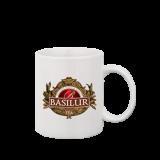 Kubek z logo BASILUR