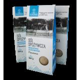 Sól Ciechocińska Warzona Jodowana 360g