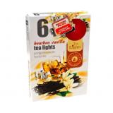 Podgrzewacz zapachowy - Bourbon i vanilia 6szt
