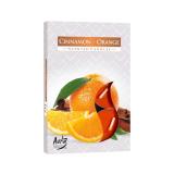 Podgrzewacz zapachowy - Cynamon i pomarańcza 6szt
