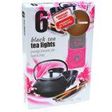 Podgrzewacz zapachowy - Czarna Herbata 6szt