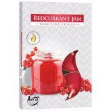 Podgrzewacz zapachowy - Dżem z czerwonej porzeczki 6szt