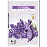 Podgrzewacz zapachowy - Lawenda 6szt