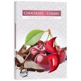 Podgrzewacz zapachowy - czekolada i wiśnia 6szt.