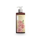 BIOBAZA BODY & HAIR 3 in 1 - żel pod prysznic z różą i pelargonią - 400ml