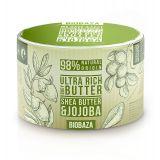 BIOBAZA BODY - masło do ciała z masłem Shea i jojobą 220g