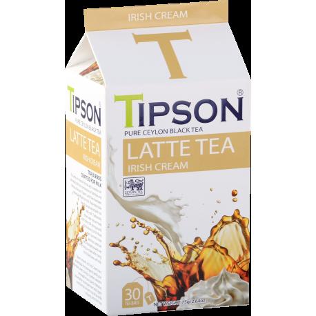Latte Tea IRISH CREAM w saszetkach 30x2,5g