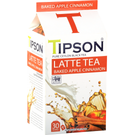 Latte Tea BAKED APPLE CINNAMON w saszetkach 30x2,5g