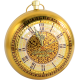 CLOCK GOLD w puszce 30g