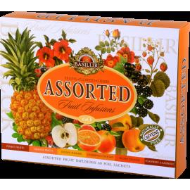 Mieszanka/Assorted FRUIT INFUSIONS 60 saszetek