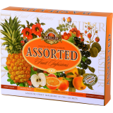 Mieszanka/Assorted FRUIT INFUSIONS 60 saszetek