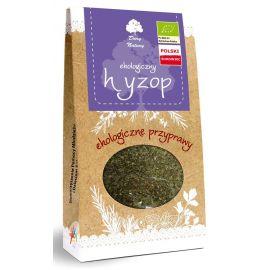 Ekologiczny hyzop 30 g - Dary Natury