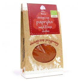 Ekologiczna papryka wędzona słodka 50 g - Dary Natury