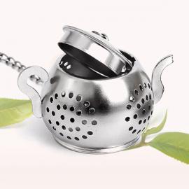 Zaparzacz do herbaty - okrągły imbryczek