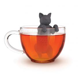 Zaparzacz do herbaty - czarny kot