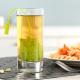 Zaparzacz do herbaty - sówka zielona