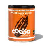 Bezglutenowa czekolada do picia pomarańczowo-imbirowa BIO 250 g