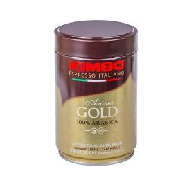 Kawa Kimbo Gold - Puszka - mielona 250g