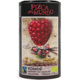 Czekolada malinowa Pizca del Mundo BIO 250 g