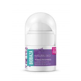 BIOBAZA DEO TRAVEL - Purple Freshness - 20ml