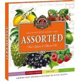 Assorted FRUIT INFUSION & FLAVOURED TEA 20 saszetek