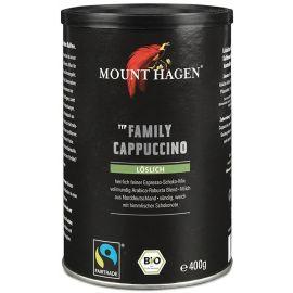 MOUNT HAGEN - Cappucino Family BIO 400g